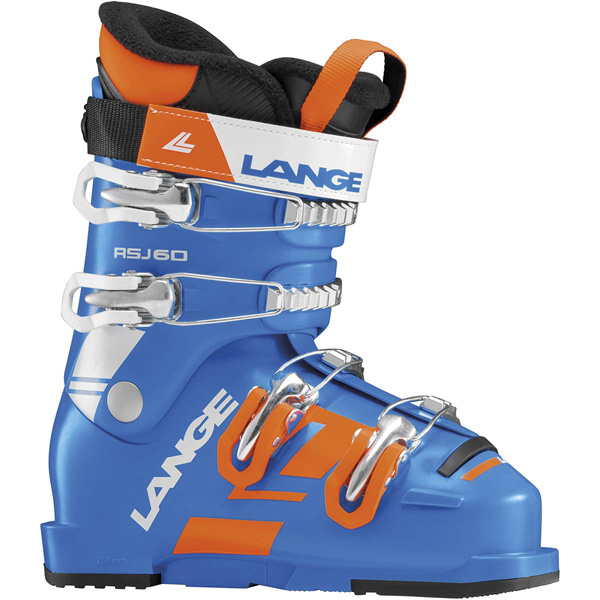 chaussures de ski lange junior lange rsj 60 power blue 2019
